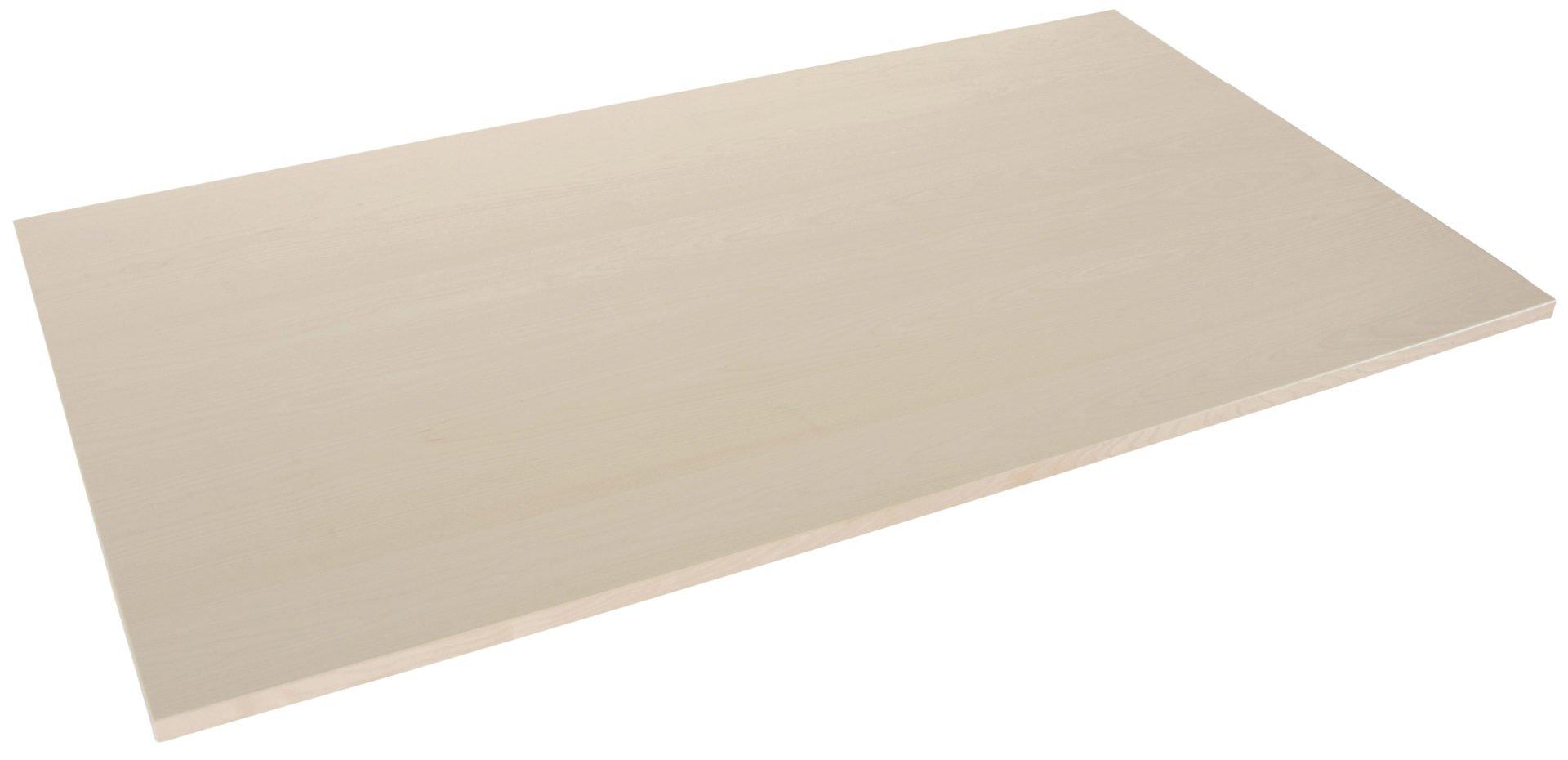 Rektangulär-bordsskiva