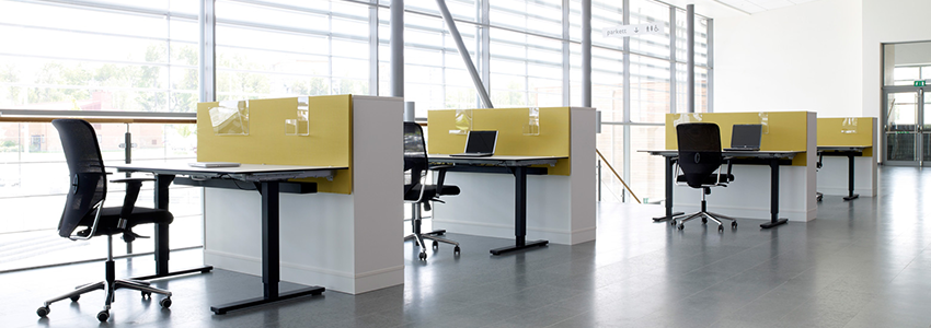 Skrivbord för kontoret