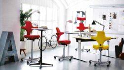 Aktivt sittande med Håg Capisco – sitt och träna samtidigt