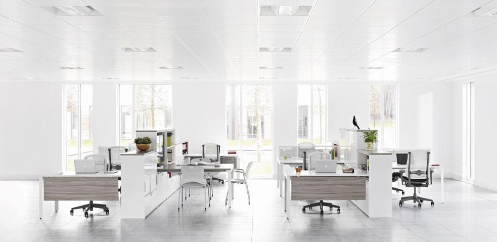 Inredningshjälp kontorslandskap